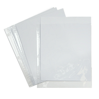 "Pioneer® 12 x 15"" Mounting Pages with Protectors (5-Pack)"