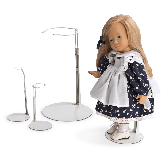 "Doll Stand for 6 1/2–11""H Dolls"