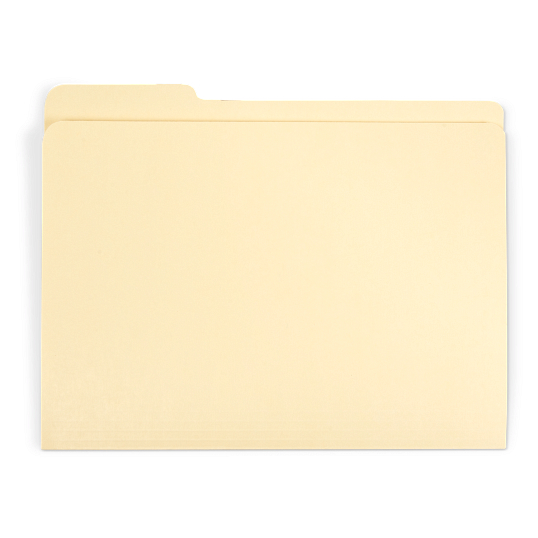 Gaylord Archival® Reinforced Third-Cut Tab Legal Size File Folders (100-Pack)