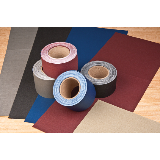 Full-Width Poly-Cotton Conservation Buckram Book Cloth (10 yds.)