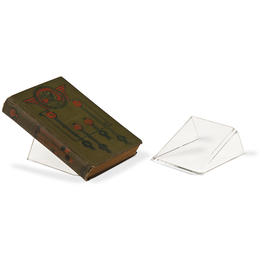 Gaylord Archival® Acrylic Book Support Wedges (Pair)