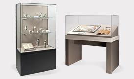 METRO MUSEUM CASES