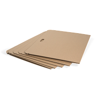 Gaylord Archival® Corrugated Folders for Poster Storage Kit (5-Pack)