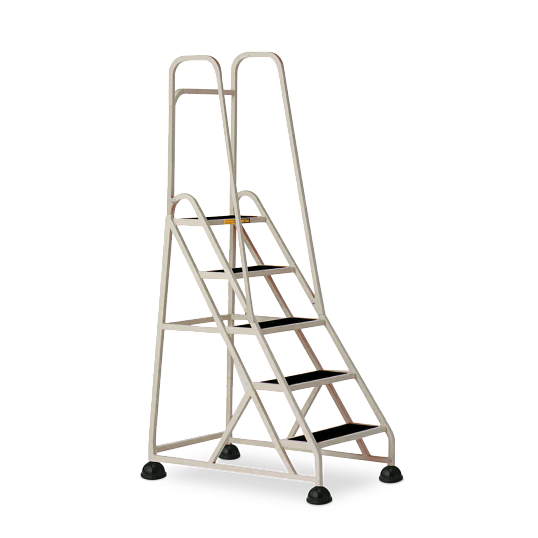 Cramer Stop-Step™ 5-Step Ladder with Extended Handrails
