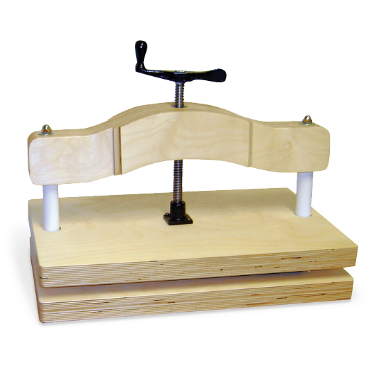 QUIKNIP Wood Book Press
