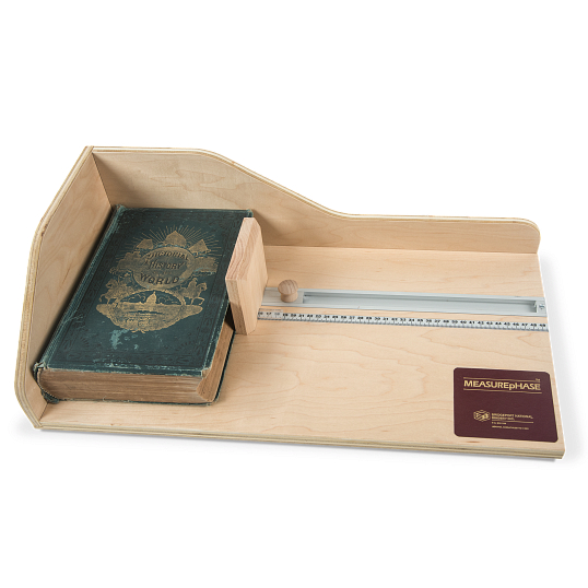 Measurephase Book Measuring Device
