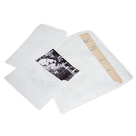 Tyvek® Envelopes without Gusset (100-Pack)