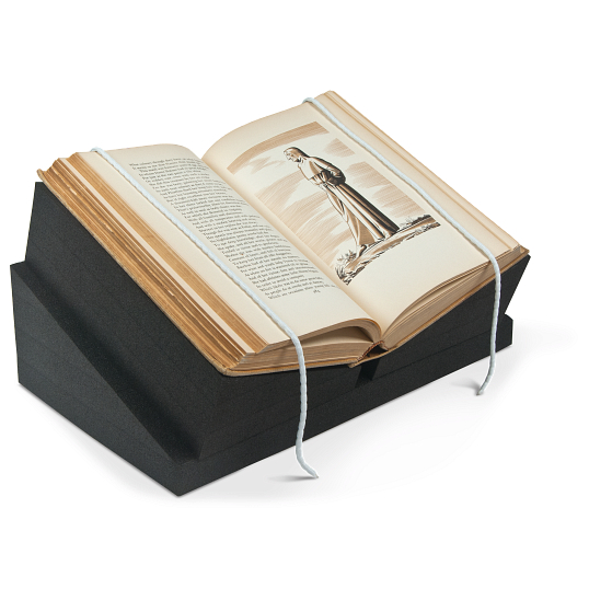 Small Polyethylene Book Mount Set