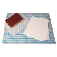 "9 x 12"" Heavily Coated Waxed Paper Sheets (50-Pack)"