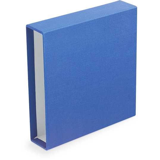 "Slipcase for 1 1/2"" D-Ring Buckram Keepsake Album"
