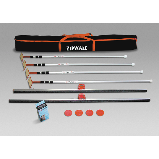 ZipWall® Dust Barrier Starter Set