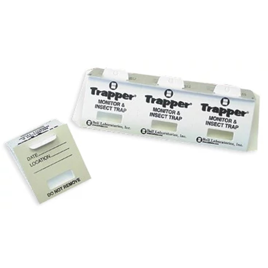 Trapper® Insect Sticky Traps (10-Pack)