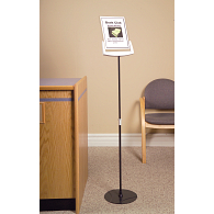 Indoor Telescoping Sign Stand