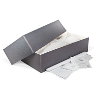 Gaylord Archival® Barrier Board Deep Lid Costume Preservation Kit