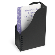 Gaylord Archival® Black Barrier Board Pamphlet File