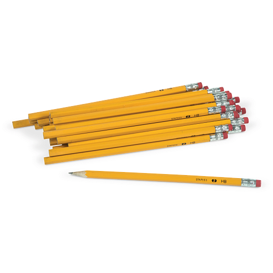 No. 2 Pencils (12-Pack)