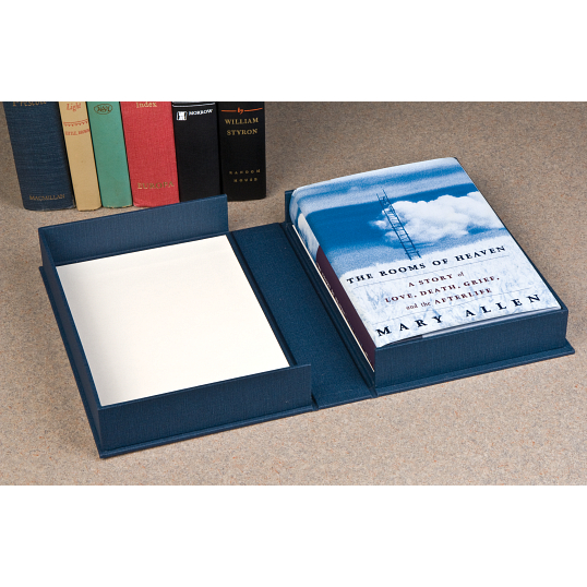Gaylord Archival® Clamshell Custom Rare Book Box