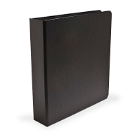 "Print File® 1 1/2"" D-Ring Premium Oversize Photo Album"