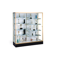 Waddell Colossus Exhibit Case with Laminate Back