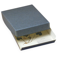 Gaylord Archival® Drop-Front Herbarium Box