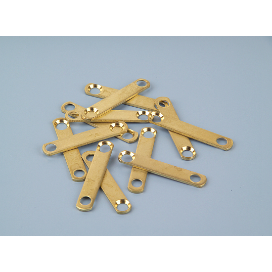 Benchmark Brass Security Straps (12-Pack)