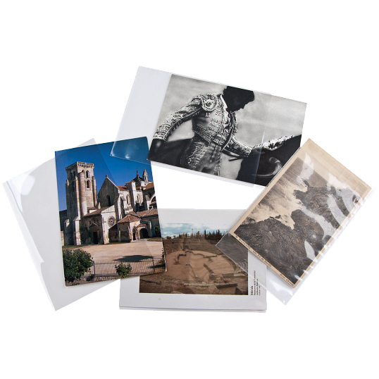 Gaylord Archival® 2 mil Archival Polyester Postcard Sleeves (25-Pack)