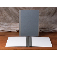 "Gaylord® Classic™ 1/4"" Sew or Staple Pamphlet Binders with DuraCoat™ Acrylic Coating (12-Pack)"