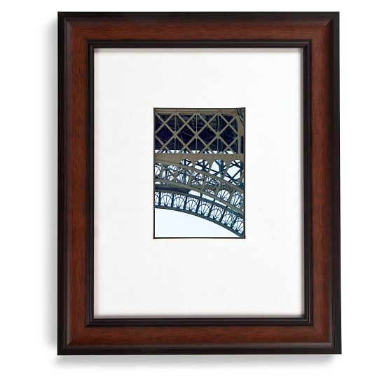 Gaylord Archival® Walnut Stature Collection Wood Frame Kit