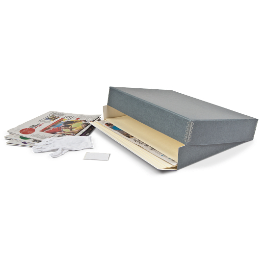 Gaylord Archival® Newspaper Preservation Kit