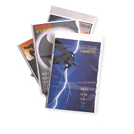 3 mil Polyethylene New Comic Book Envelopes (100-Pack)