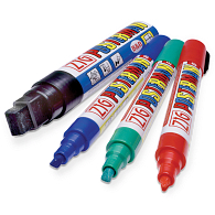 Zig Posterman Waterproof Markers (4-Pack)