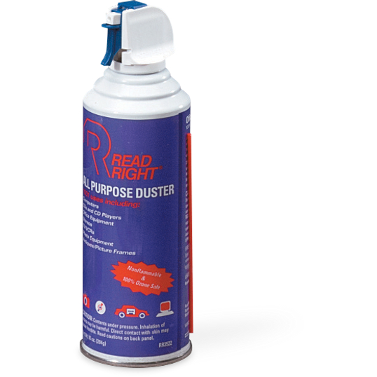 Pressurized Air Duster