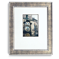Gaylord Archival® Distressed Silver Sonoma Collection Wood Frame Kit