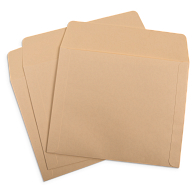 10 pt. Long Side Opening Envelopes (25-Pack)