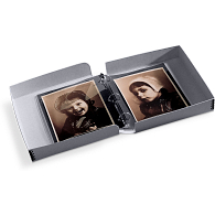 "Gaylord Archival® 3"" O-Ring Preservation Box Album"