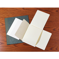 Gaylord Archival® Soft Spine Document Preservation Binders with DuraCoat™ Acrylic Coating (5-Pack)