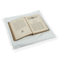 Book & Artifact Display Pillow