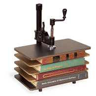 Gaylord® Bookcraft® Steel & Masonite Small Book Press
