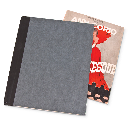 "Gaylord® Classic™ 1/2"" Sew or Staple Pamphlet Binder"