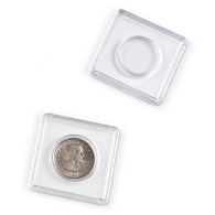 Polystyrene Silver Dollar Coin Holder