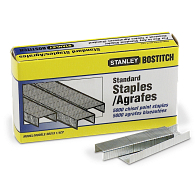 "Stanley® Bostitch® 1/4"" Standard Staples (5,000-Pack)"
