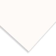 Gaylord Archival® Unbuffered 4-Ply White 100% Cotton Rag Museum Matting & Mounting Board (25-Pack)