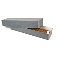Gaylord Archival® Deep Lid Textile Roll Storage Box