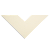 Rising Buffered Ivory Museum Matting & Mounting Board (25-Pack)