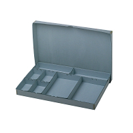 Gaylord Archival® E-flute Board Lid Modular Box System