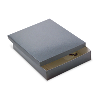 Gaylord® DocuDry™ Barrier Board Shallow Lid Archival Manuscript Box