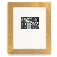 "Gaylord Archival® Natural Registry Collection Wood Frame Kit with 1 1/2"" Molding"