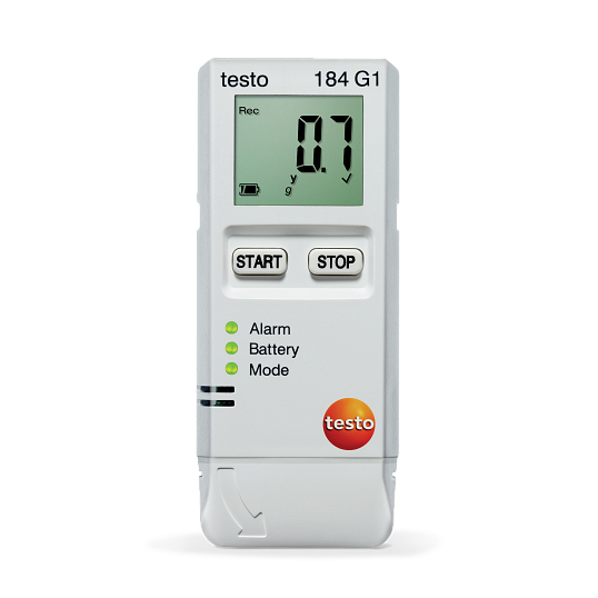 Testo Transport Data Logger
