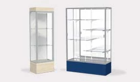 WADDELL DISPLAY CASES