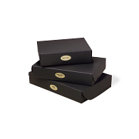 Gaylord® Black Clamshell Archival Rare Book Box